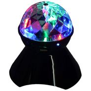 Branded 360 Rotating Light Speakers