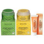 Refresh And Fair Skin Combo - Sun Ban