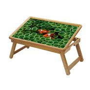 Shopper52 Foldable Wooden Study Table For Kids-STUDY003