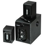 Zebion ST S1 2.1 Speakers (Black)