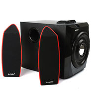 Zebion ST S3 2.1 Bluetooth Speakers (Black)