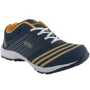 Branded Mesh Sports Shoes Sup4994 -Blue