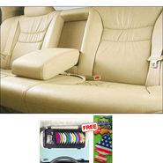 Samsun Car Seat Cover for Tata Sumo - Beige