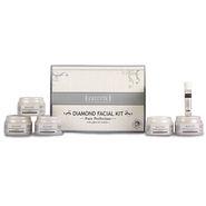Sattvik Organic Diamond Facial Kit - (260g)