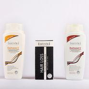 Sattvik Organic Ravishing Hair Combo - SOC2