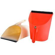 Chetan Plastic Combo Of Dust Pan & Dust Bin