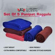 Set of 5 Panipat Raggulu