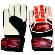 Slazenger Protégé Goal Keeper White Gloves Size - 7