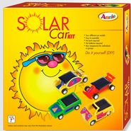 Kids Educational Solar Powered Car Kit