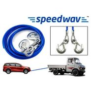 Speedwav 5 Tonnes Auto Tow Cable made of Heavy Duty Steel 3.5 meters