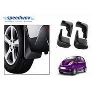 Speedwav Car Mud Flaps Set 4 pcs - Tata Nano