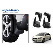 Speedwav Car Mud Flaps Set 4 pcs - Fiat Linea