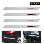 i-pop Force Universal Bumper Scratch Guard / Protector - White