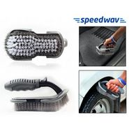 Speedwav Hard Bristles Brush for Car Floor Mats / Tyre / Carpet