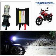 Speedwav Bike HID Headlight Conversion Kit 6000K - Honda Unicorn