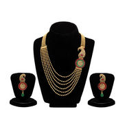Sukkhi Six String Necklace Set