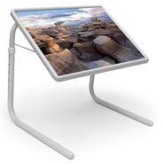 Shoper52 Designer Portable Adjustable Dinner Cum Laptop Tray Table-TABLE058