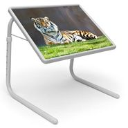 Shoper52 Designer Portable Adjustable Dinner Cum Laptop Tray Table-TABLE075