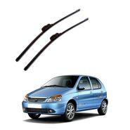 Autofurnish Frameless Wiper Blades for Tata Indica New (D)24