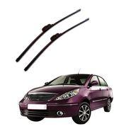 Autofurnish Frameless Wiper Blades for Tata Manza (D)24