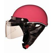 Studds - Sporting Helmet - Troy (Pink Plain) [Large - 58 cms]