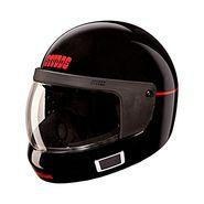 Studds - Full Face Helmet - Premium Vent (Black) [Large - 58 cms]