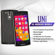 UNi 3G Android Mobile