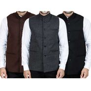 Pack of 3 Stylox Modi Jacket_Mj3bgb