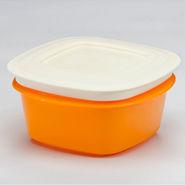 Cutting Edge Microwaveable Veggie Fresh 1500 ml Containers Set Of 5 Orange