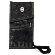 Viaggi Nylon Sling Bag Black