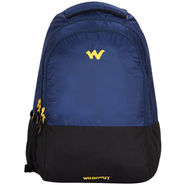 Wildcraft Polyester Blue Laptop Bag -sw02