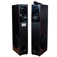 Zebion WRAPSODY WD1 Tower Speaker (Brown)