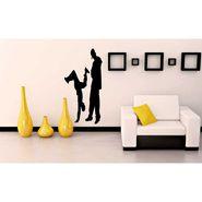 Funny Men Decorative Wall Sticker-WS-08-038