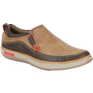 Yellow Tree Leatherette Tan Casual Shoes -yet13