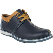 Yellow Tree Leatherette Blue Casual Shoes -yet01