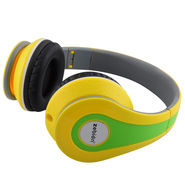 Zebion U 'N' Hue -250 Yellow Headphone (Yellow & Green)
