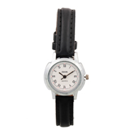 Zion Fashion Analog Wrist Watch for Women - White_ZW 374