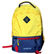 American Tourister Backpack_Buzz 4 Yellow