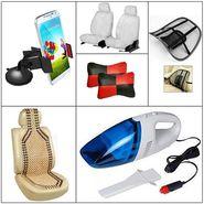 Multi-Comfort Accessories for Car Seat