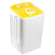 DMR 46-1218 Single Tub 4.6Kg Mini Washing Machine with Steel Dryer Basket Green