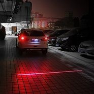 AutoSun Car Laser Fog Lamps and Warning Light