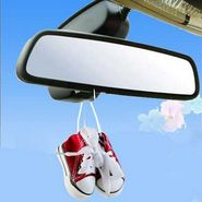 Pack of 2 Cool Shoe Car Air Freshener
