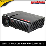 Egate P531 LED Projector 3600 Lumens