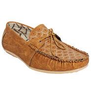 Detak Pvc Loafers Shoes -Rocky17