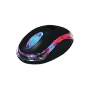 Moelissa Terabyte TB-M10 Mini 3D optical USB Mouse - Black