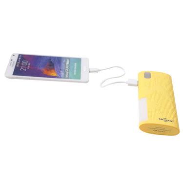 Callmate Power Bank Mosaic 15000 mAh - Yellow