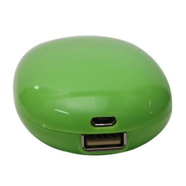 Callmate Power Bank Soap 5600 mAh - Green