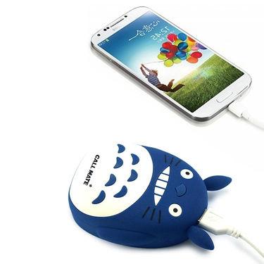 Callmate Power Bank Cat Teeth 8000 mAh - Blue