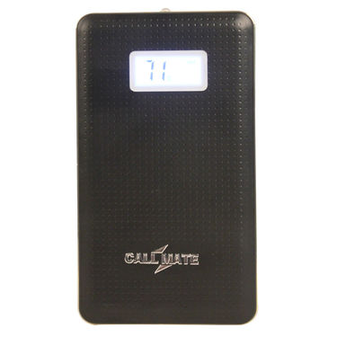 Callmate Power Bank Sam LCD 8000 mAh - Black