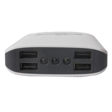 Callmate Power Bank 3 Light 4 USB 10400 mAh - Gray